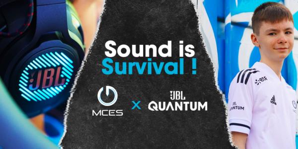 MCES X JBL Quantum