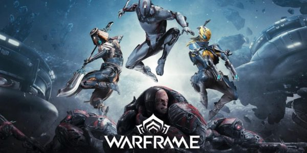 Warframe PS5 Playstation 5