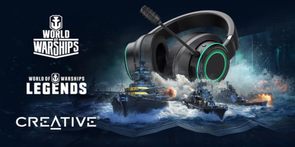 Creative Technology X World of Warships