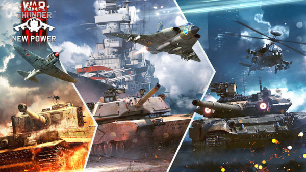War Thunder - New Power