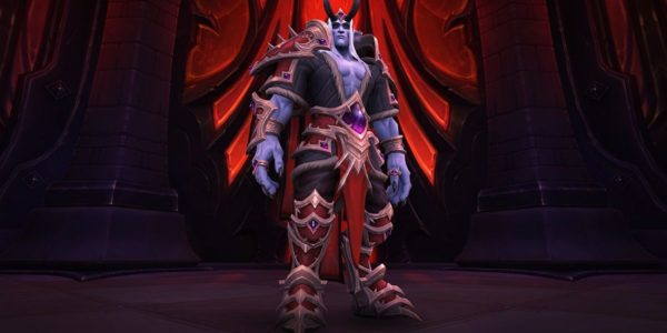 World of Warcraft : Shadowlands - raid Château Nathria