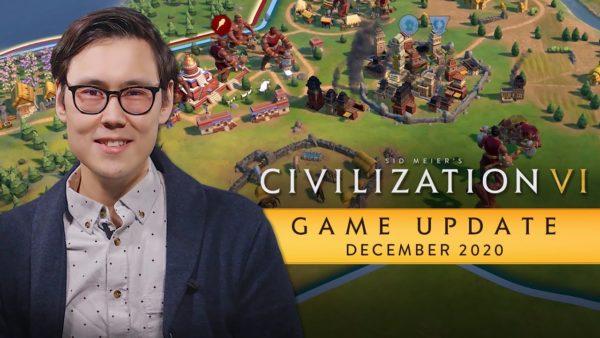 Civilization VI december update