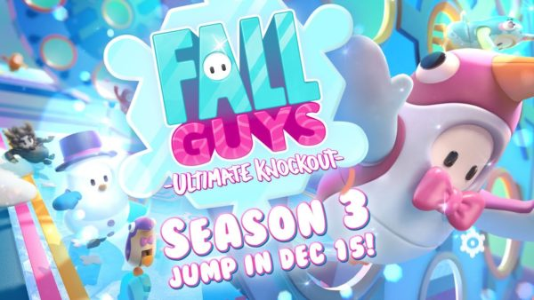 Fall Guys: Ultimate Knockout Saison 3