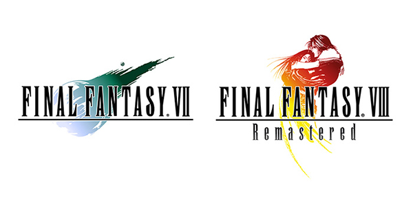 Final Fantasy VII et Final Fantasy VIII Remastered