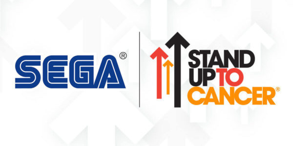 SEGA et Stand Up To Cancer