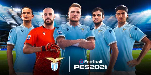 eFootball PES 2021 Lazio