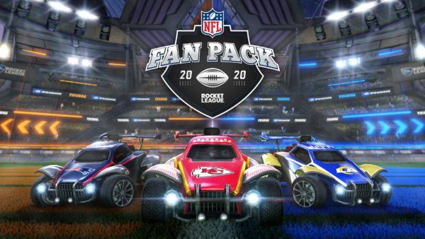 Rocket League - Fan Pack NFL