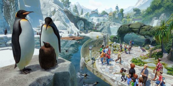 Planet Zoo : Aquatic Pack