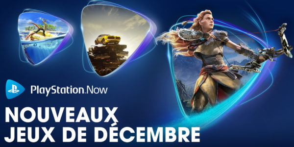 PlayStation Now - décembre 2020