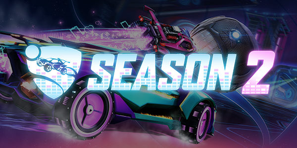 ROCKET LEAGUE SAISON 2