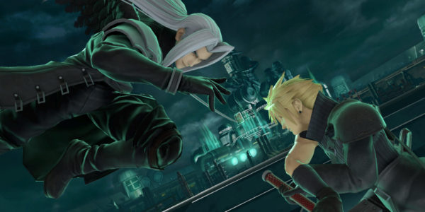 Séphiroth Final Fantasy VII Super Smash Bros. Ultimate