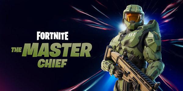 Fortnite Chapitre 2 - Saison 5 - Le Major (Halo)