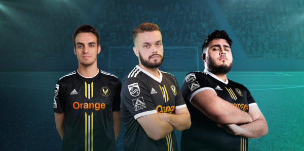 Team Vitality FIFA - Philips moniteurs