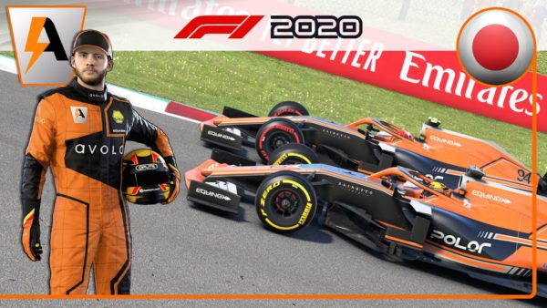 F1 2020 - My Team #18 : TEAM FIGHT !