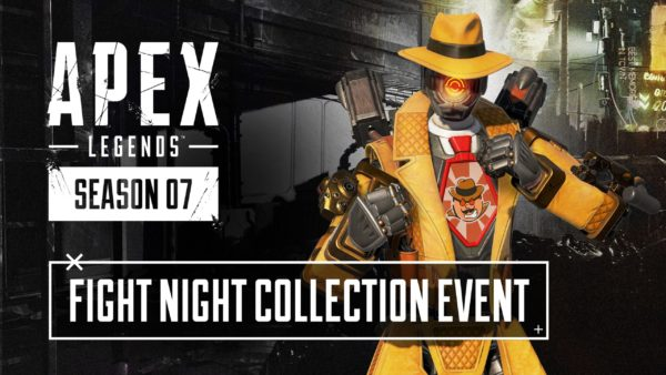 Apex Legends événement de collection Soir
