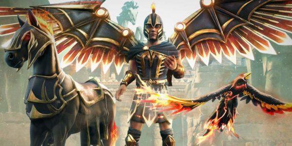 Blood of Zeus x Immortals Fenyx Rising - Ubisoft x Netflix