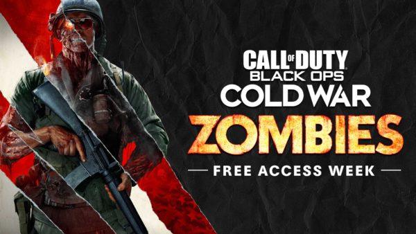 Call of Duty: Black Ops Cold War – Le mode Zombies sera disponible gratuitement pendant une semaine
