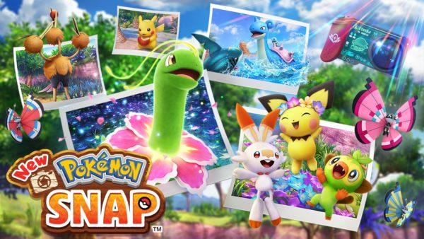 New Pokémon Snap est disponible sur Nintendo Switch