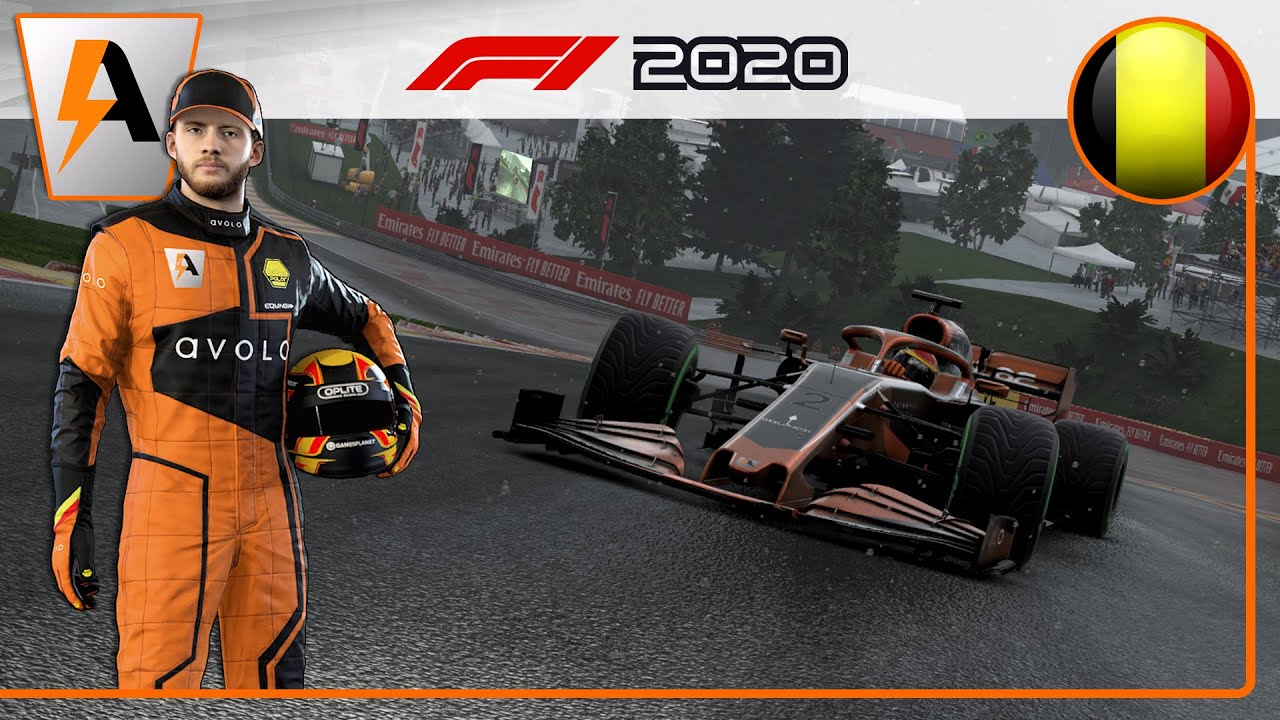 F1 2020 - My Team #14 : CODE BROWN dans le RAIDILLON !