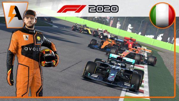 F1 2020 - My Team #15 : UNE GRILLE CHAMBOULÉE PAR LA PLUIE