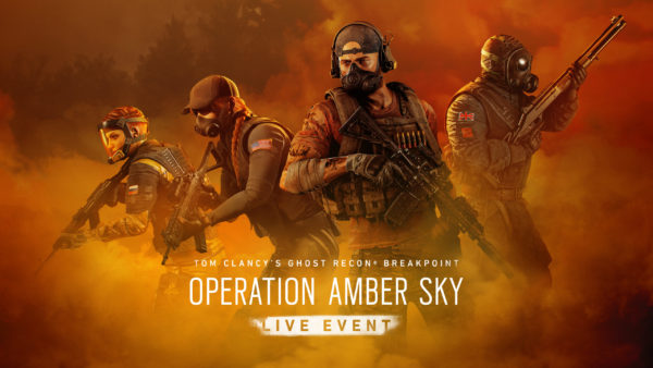 Rainbow Six Siege x Ghost Recon Breakpoint - Opération Amber Sky