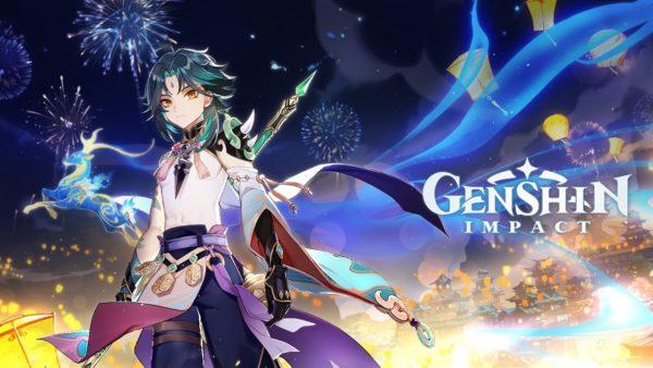 Genshin Impact 1.3 - Liyue