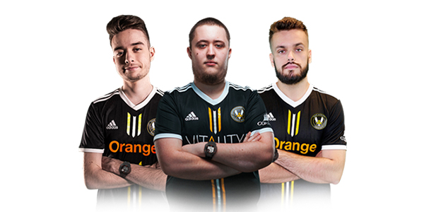 Instinct Esports Edition - Garmin x Team Vitality