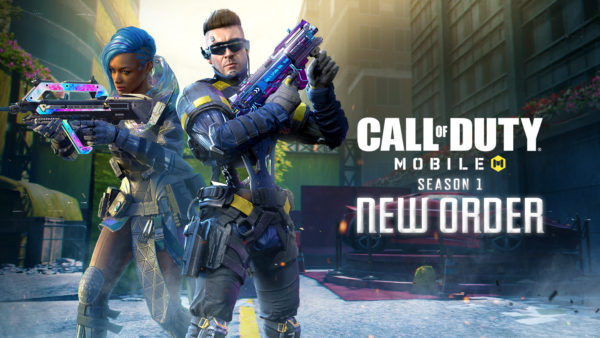 Call of Duty: Mobile Saison 1: Nouvel ordre