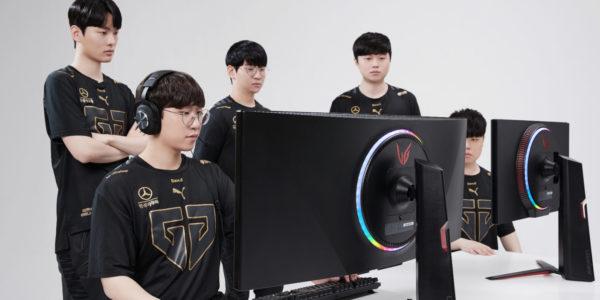 LG UltraGear x Gen.G Esports