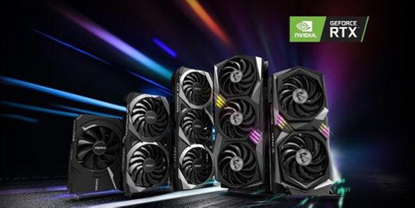 MSI GeForce RTX 3060 CES 2021
