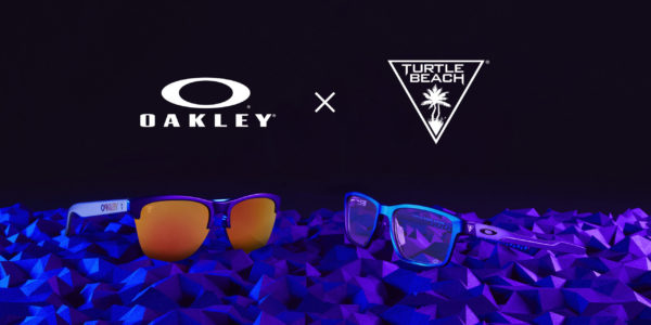Oakley x Turtle Beach
