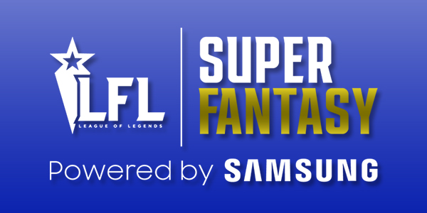 Samsung Super Fantasy LFL Ligue Française de League of Legends