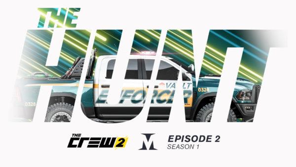 The Crew 2 - The Hunt