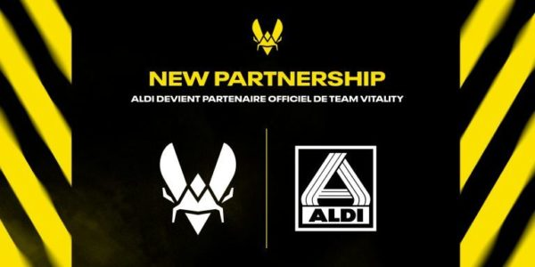 Team Vitality et ALDI France