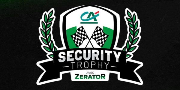 Trackmania Security Trophy - ZeratoR x Crédit Agricole