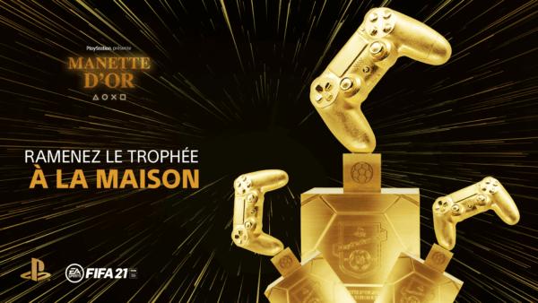 La Manette d'Or 2021 - Dare.Win Kameto LRB Mickalow Playstation