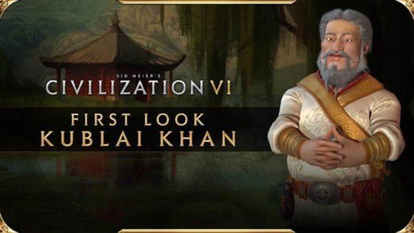 Civilization VI - Pass New Frontier : Pack Vietnam et Kubilai Khan - Kubilai Khan