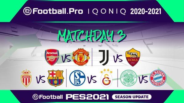 eFootball.Pro IQONIQ - Match 3