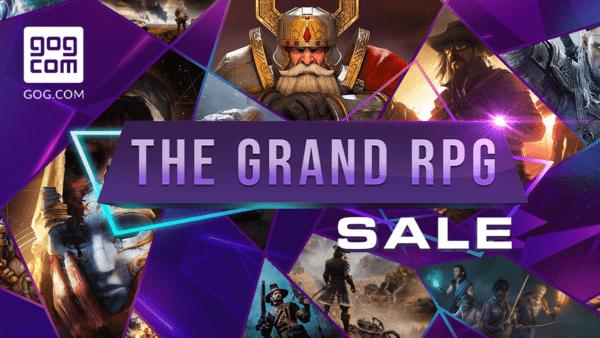 GOG.COM la Grande Promo des RPG