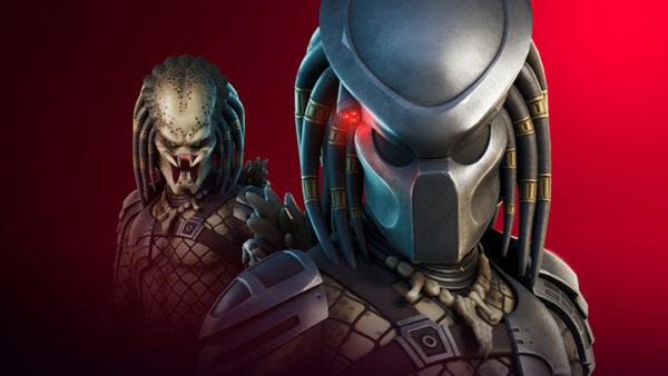 Fortnite Chapitre 2 - Saison 5 : Le Predator