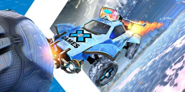 Rocket League - Psyonix - ESPN X Games - X Games Aspen