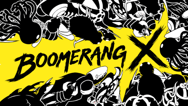 Boomerang X - Key Art