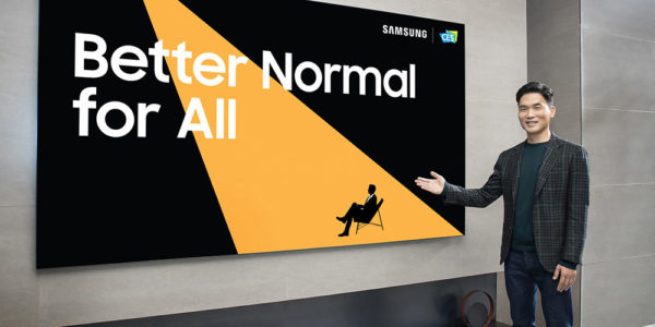 CES 2021 Samsung