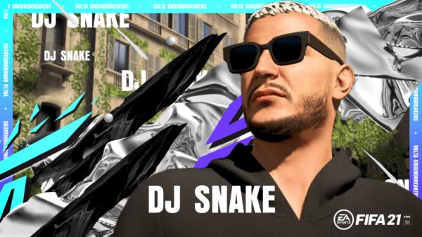 FIFA 21 - DJ Snake - Volta Football