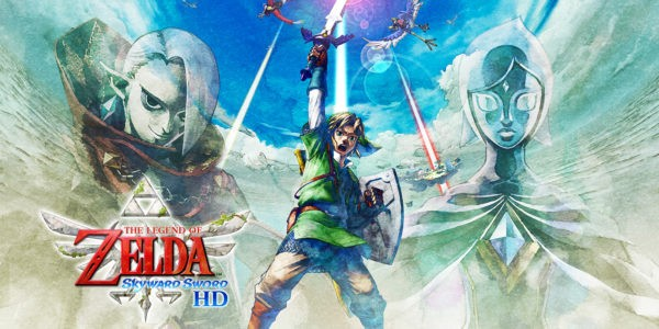 The Legend of Zelda: Skyward Sword HD The Legend of Zelda : Skyward Sword HD The Legend of Zelda Skyward Sword HD