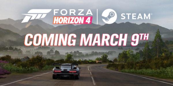 Forza Horizon 4 steam