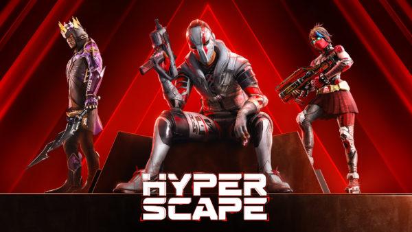 Hyper Scape - saison 3 « Shadow Rising »