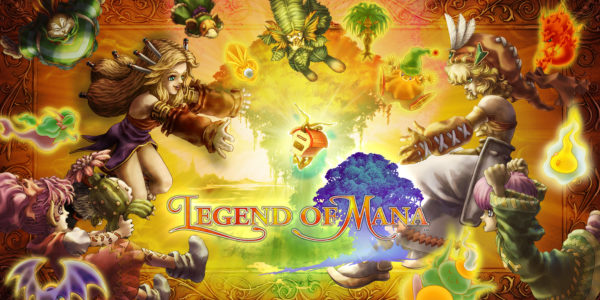 Legend of Mana (Remaster HD 2021)