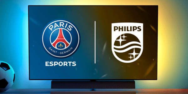 Philips moniteurs x Paris Saint-Germain Esports PSG eSport FIFA
