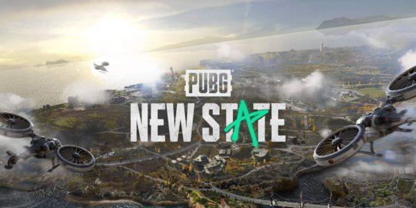 PUBG : NEW STATE PUBG: NEW STATE PUBG NEW STATE